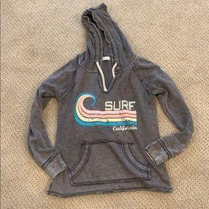 Ocean Drive Surf California Sweatshirt
